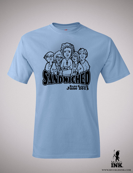 Sandwiched-Front